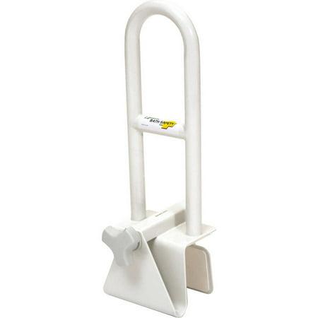 Essential Medical Supply Adjustable Metal Tub Safety Bar