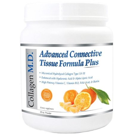 - Collagen MD Inc Advanced Connective Tissue Fo Plus 20 oz M12977