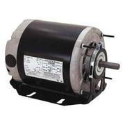 CENTURY BF2054 Motor, Sp Ph, 1/2 HP, 1725, 115/208-230V, 48
