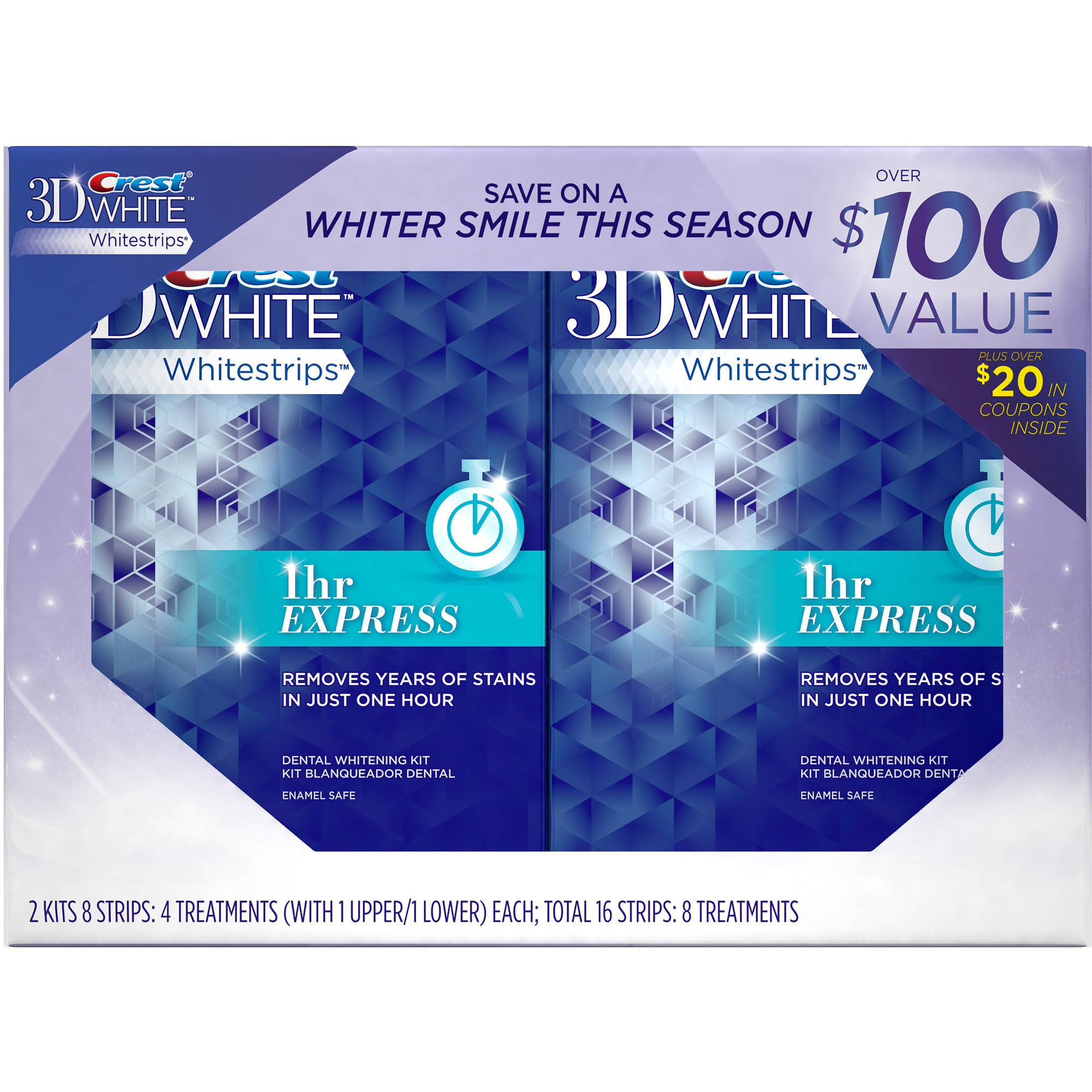 Top Rated Products In Teeth Whitening Walmart Com