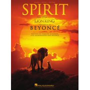 Spirit (from The Lion King 2019) (Sheet Music) - eBook