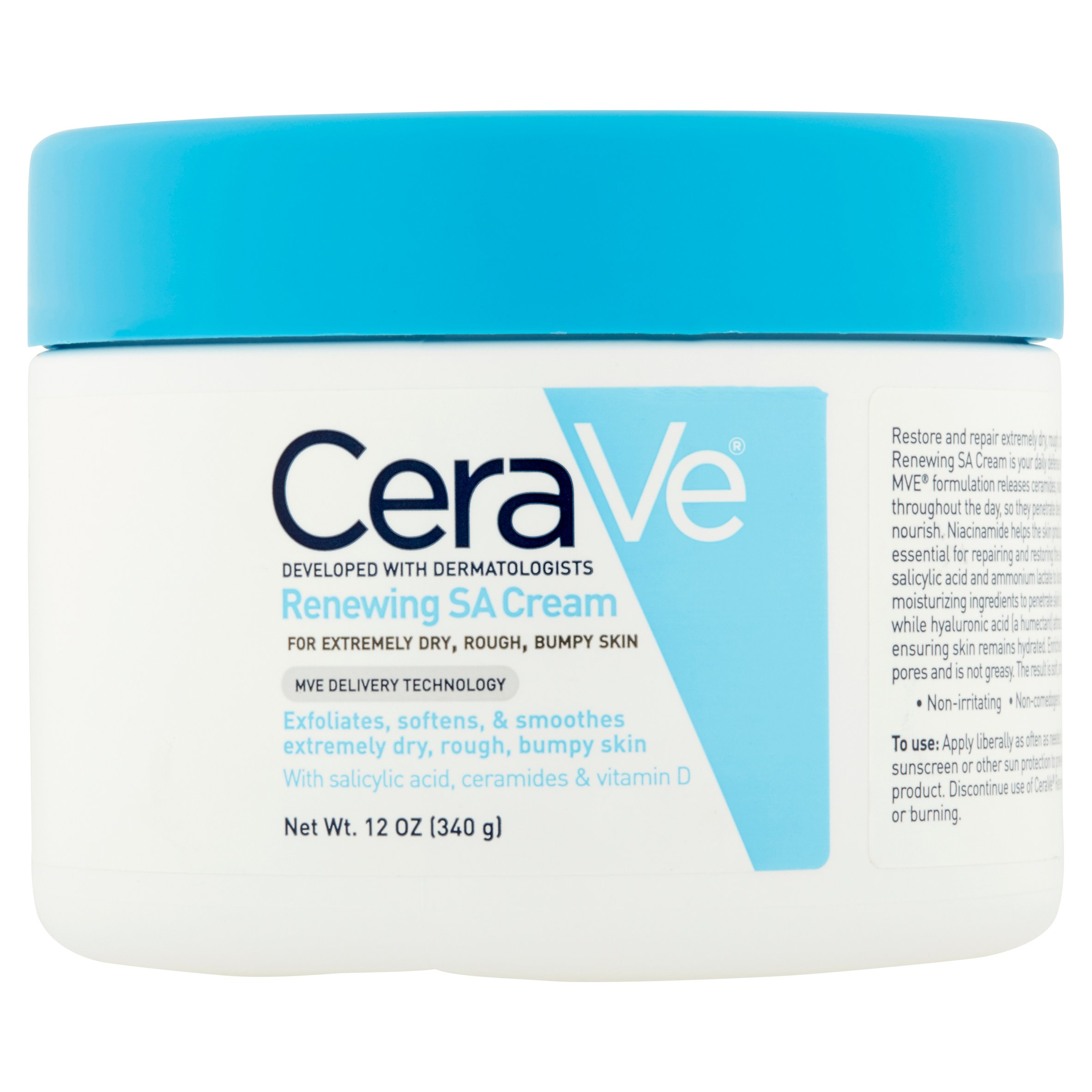CeraVe ReNewing SA Cream, 12 oz by Valeant Products