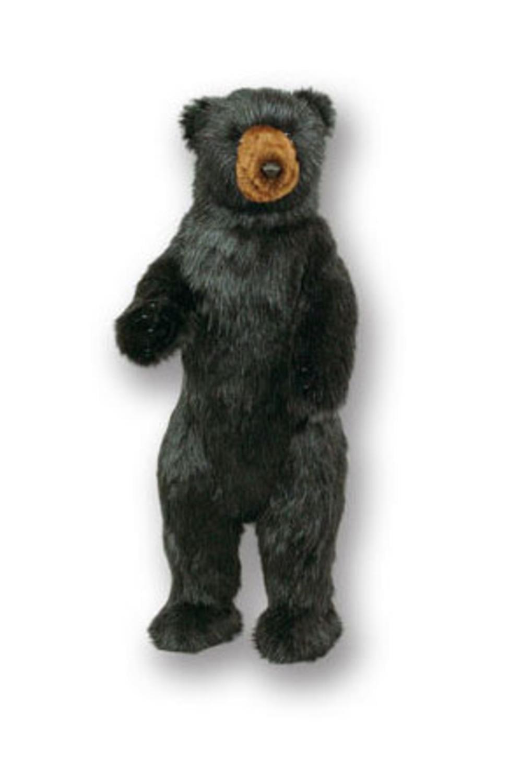 36 Quot Large Standing Plush Black Bear Stuffed Animal