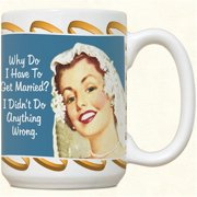 Fiddlers Elbow c512 Why Do I Have To Mug, Pack Of 2