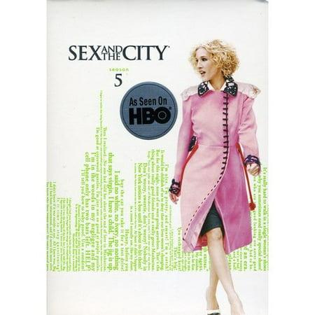 Hbo Mc Sex   The City Complete 5Th Season  Dvd 2 Disc Repkg Movie 2 Money