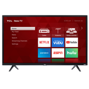 "TCL 40"" Class 1080P FHD LED Roku Smart TV 3 Series 40S325"