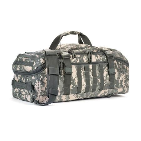 Red Rock Outdoor Traveler 55 Liter Travel Gear MOLLE Duffel Bag Backpack bddc0e9edf0
