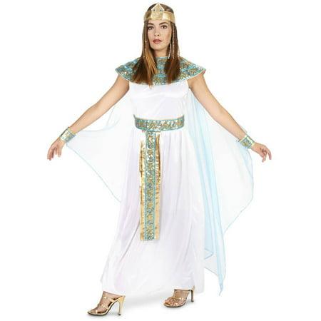 Pharaoh's Lady Women's Adult Halloween Costume - Pharaoh Costume Diy