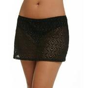 Women's Crochet Skirted Swimsuit Bottom