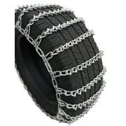 TireChain.com   265/75R-16, 265/75-16 LT V-Bar 2-Link Tire Chains set of 2.