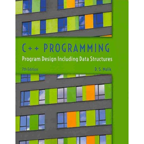 C   Programming: Program Design Including Data Structures