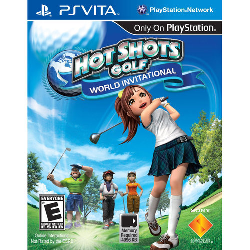 Hotshots Golf (PS Vita)
