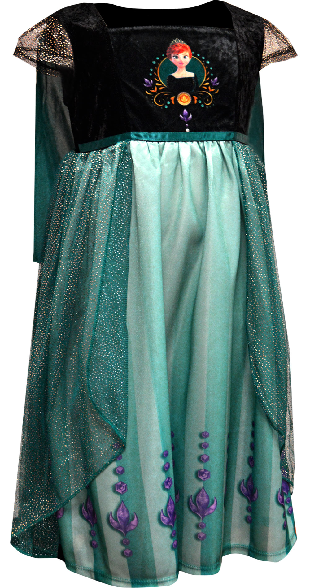 AME Sleepwear Girls Musical.ly Nightgown