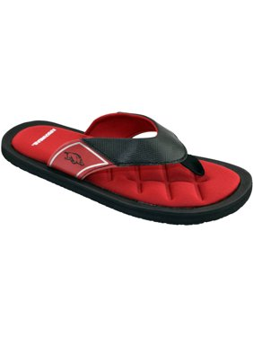Ohio State Men's Padded Thong Sandals
