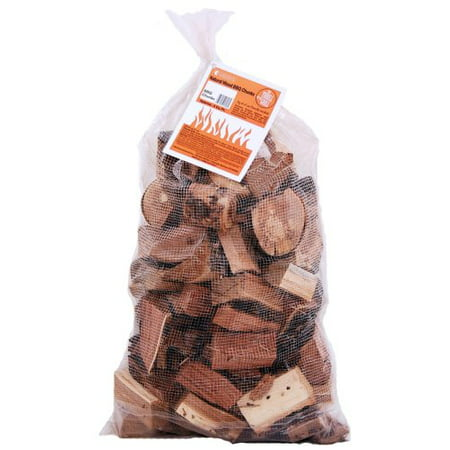 Camerons Products Large Bag BBQ Chunks, Apple