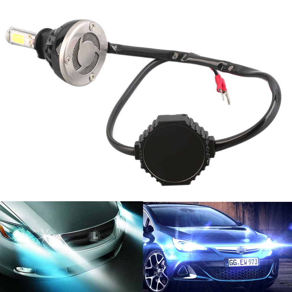 H3 Car Led Headlight 40w Automobile Lamp 6000k Fog Light 4000lm Auto