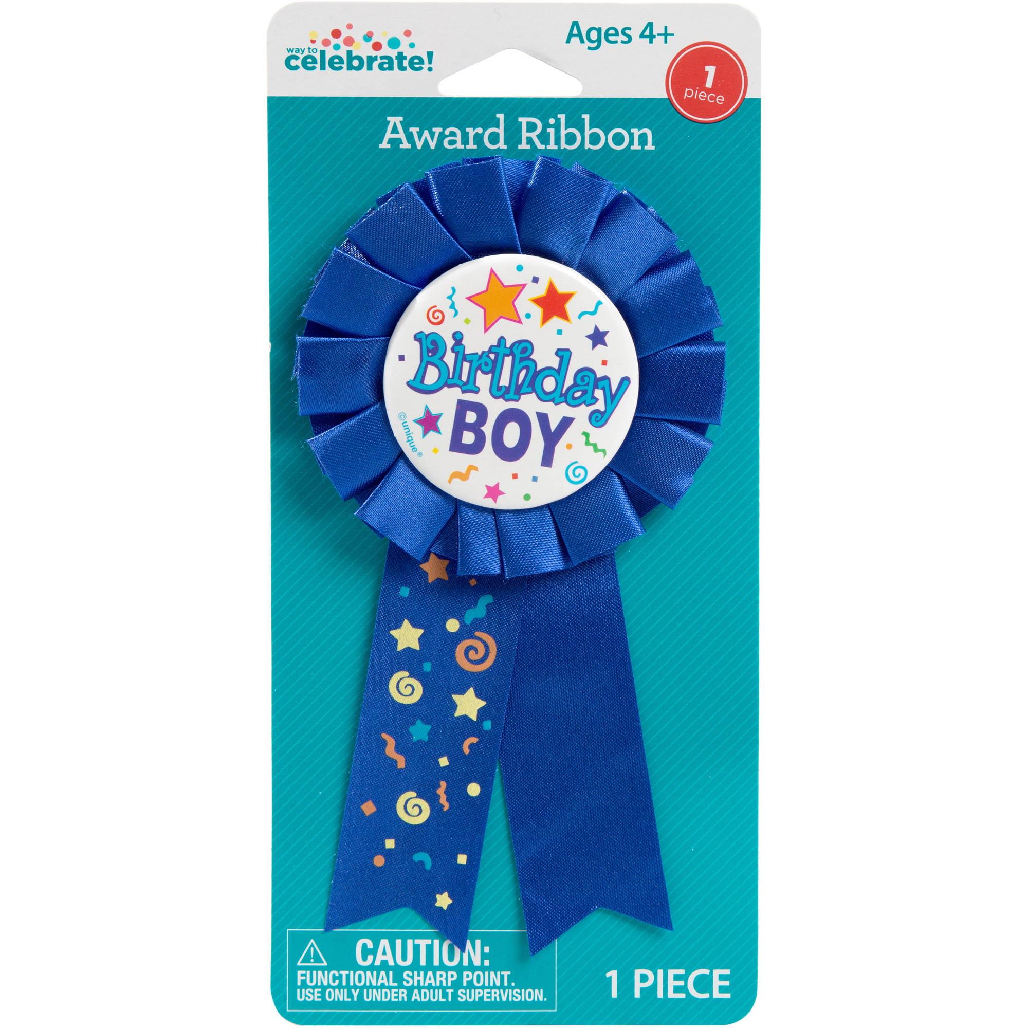 ribbon birthday