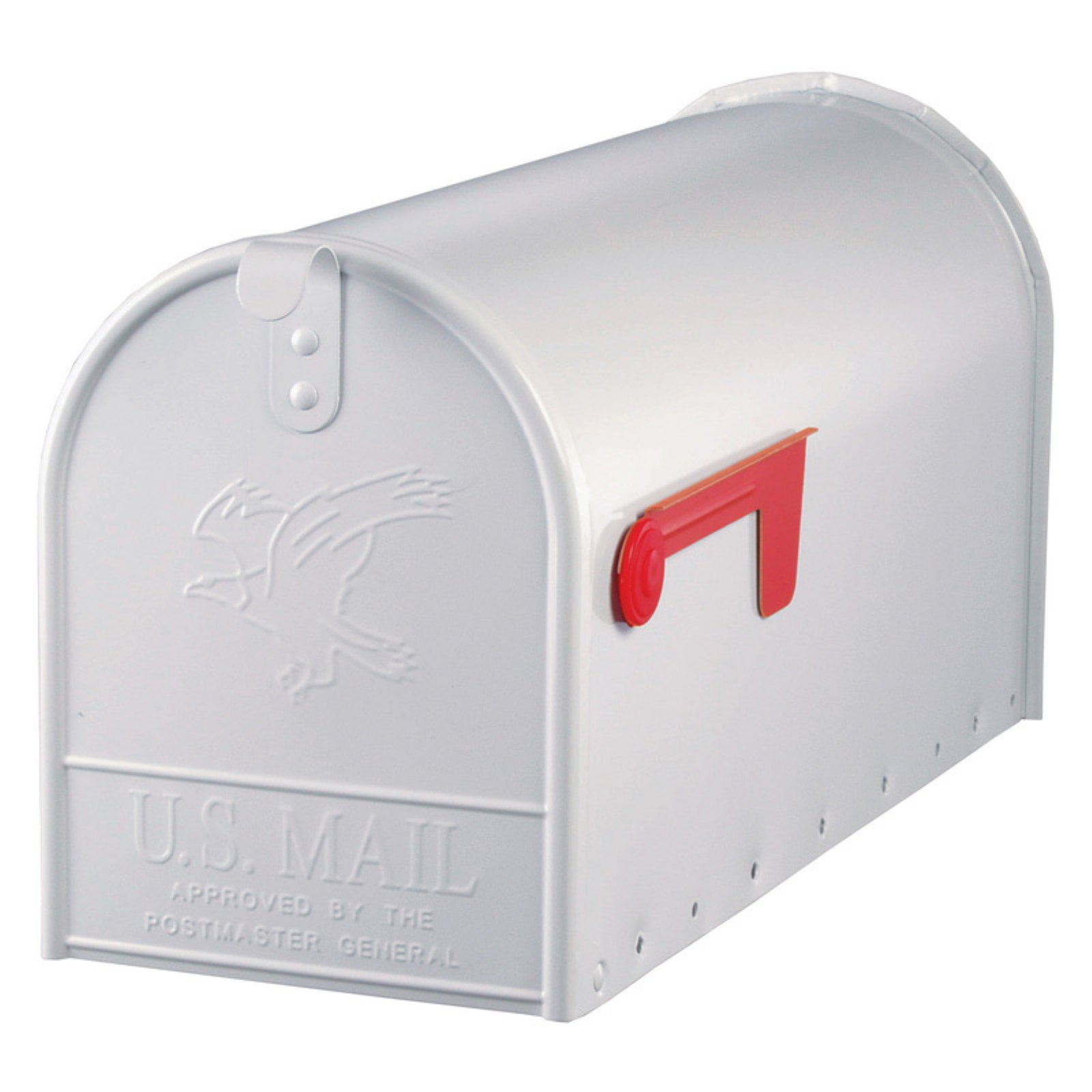 Solar Group Inc E16W Large White Rural Size Mailbox by Overstock
