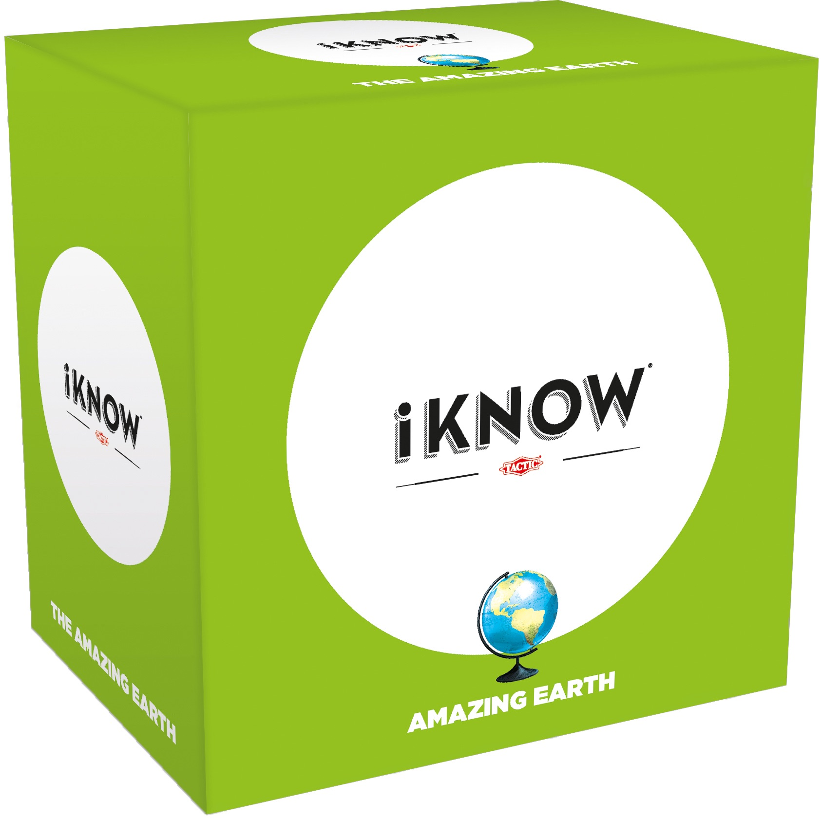 Tactic iKnow Amazing Earth Trivia Game