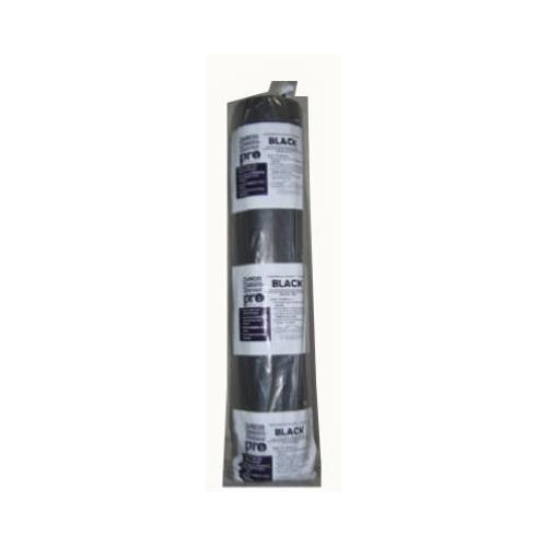 Dewitt PRO BLK6300 Pro 6 x 300-Ft. Black Weed Barrier Professional-Grade Landscape Fabric