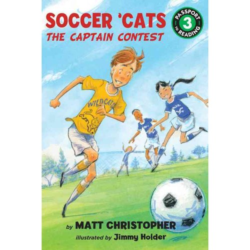 Soccer 'cats: the Captain Contest: The Captain Contest