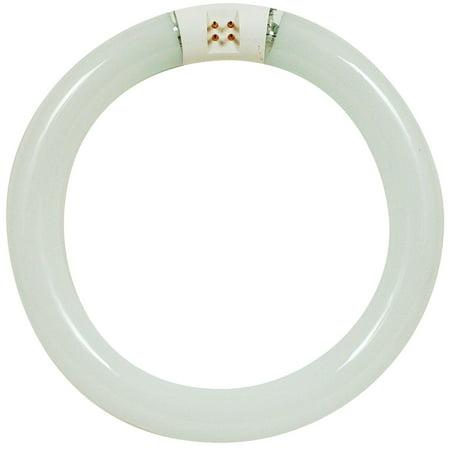 feit electric fc30 compact fluorescent circular light bulb
