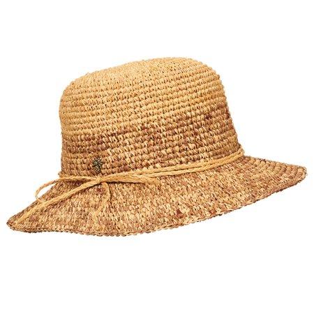 b476b27d2c8ea ... UPC 016698463737 product image for Tommy Bahama Womens Crocheted Raffia  Sun Hat