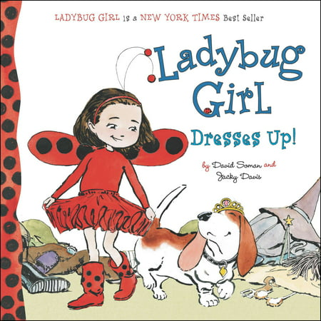 Ladybug Girl Dresses Up (Board Book)