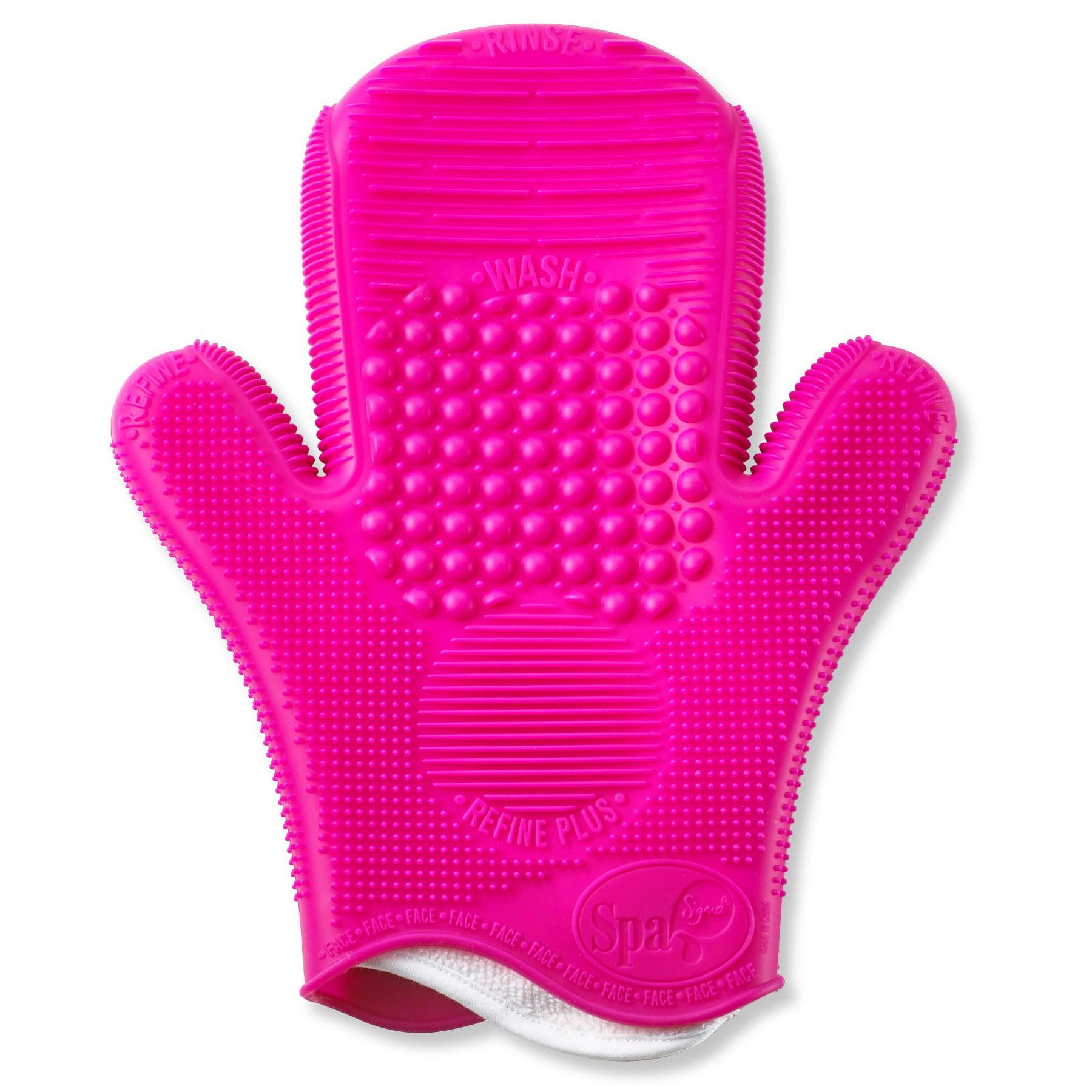 Sigma Beauty  2X Sigma Spa Brush Cleaning Glove Pink