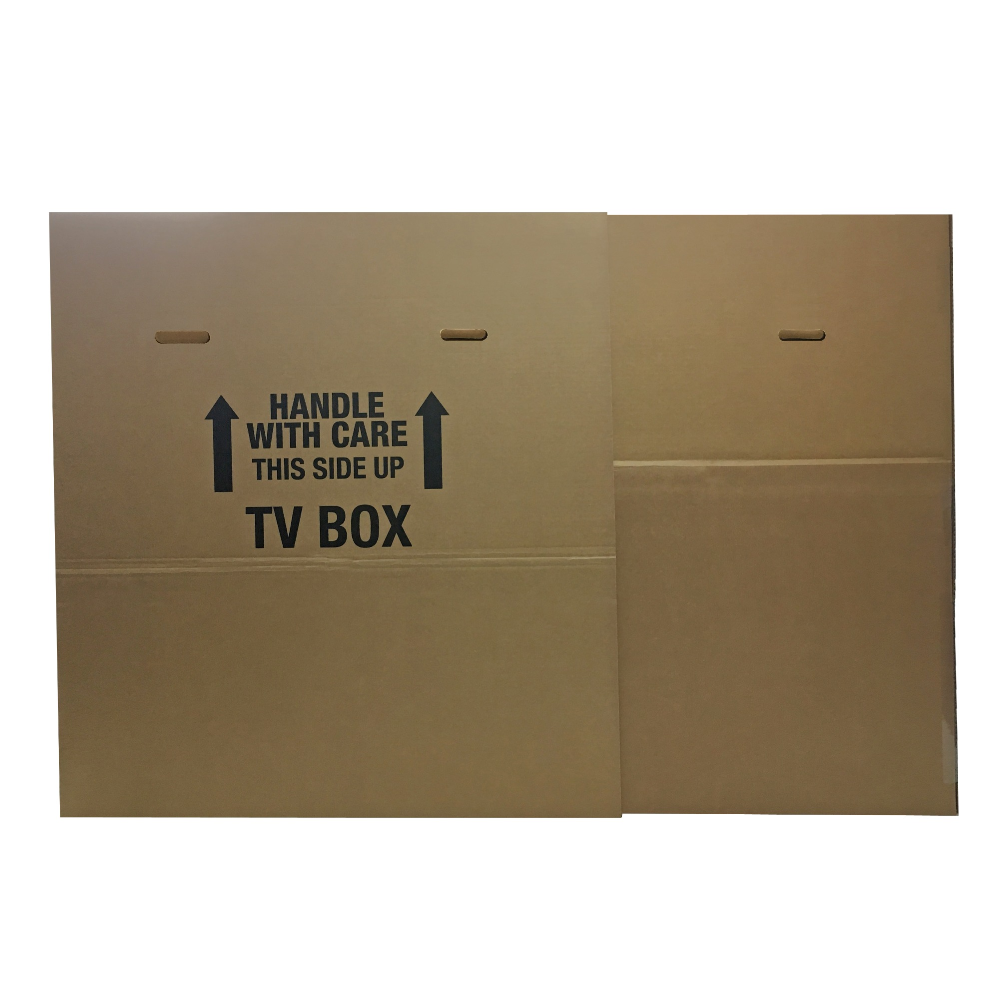 """House Moving Postal 10 x 52/"""" LCD TV Picture Monitor Cardboard Removal Boxes"""