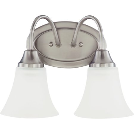 Sea Gull Lighting-44806-962-Holman - Two Light Bath Bar  Brushed