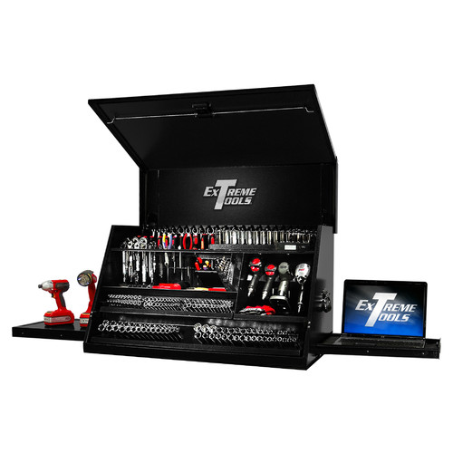 Extreme Tools Deluxe Extreme 41.5''W 3-Drawer Top Chest