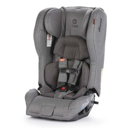 Diono Rainier 2AXT Convertible Car Seat - Grey Dark Wool - image 4 de 9