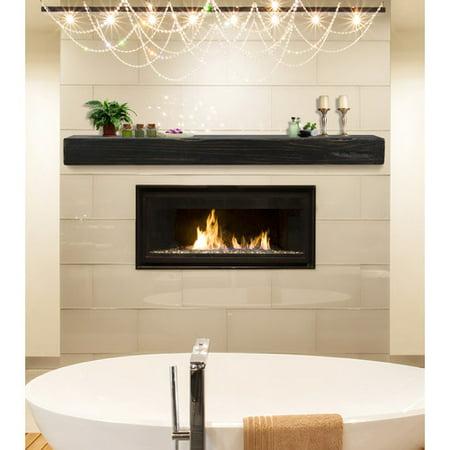 Pearl Mantels Shenandoah Fireplace Mantel Shelf