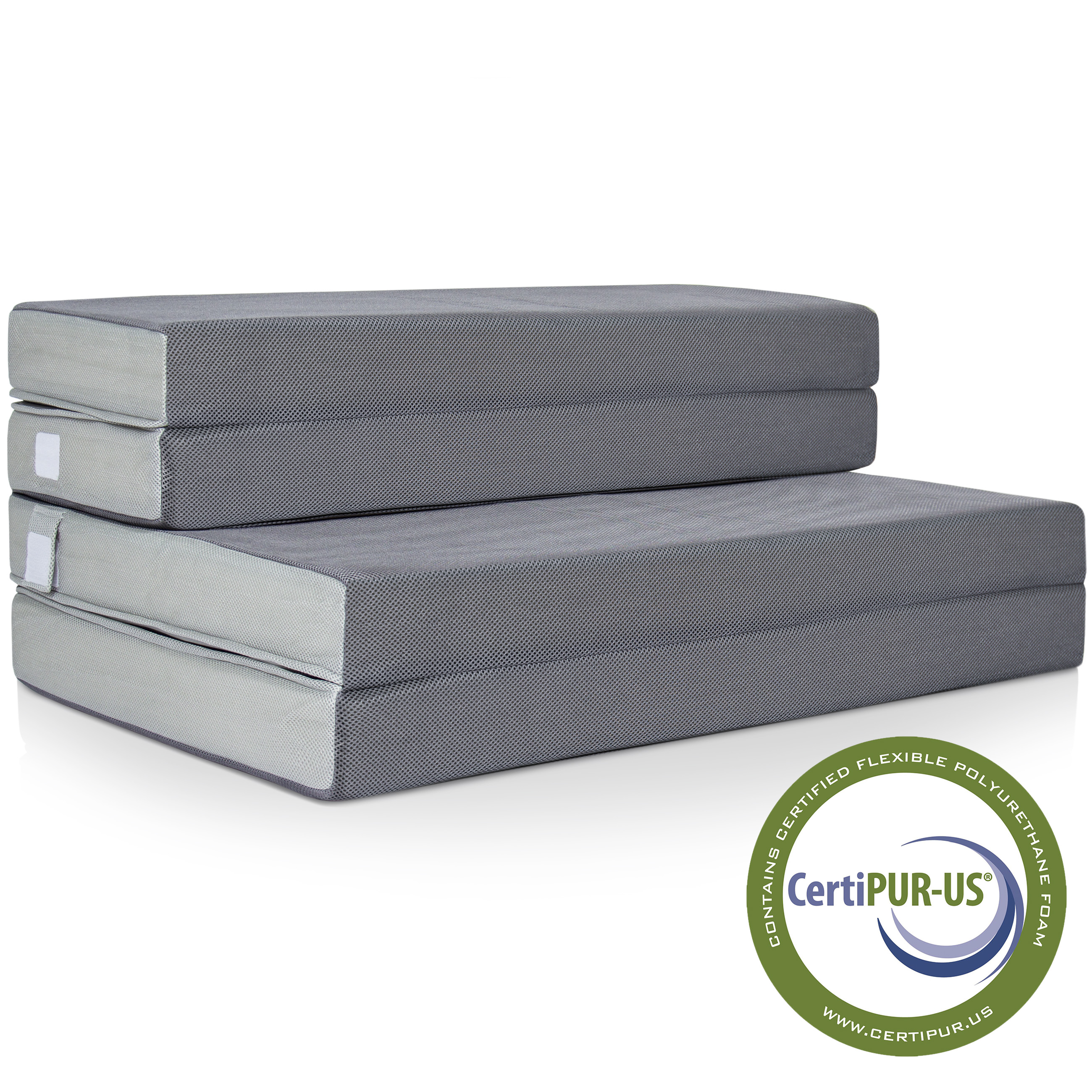 Best Choice Products 4 Quot Folding Portable Mattress Twin