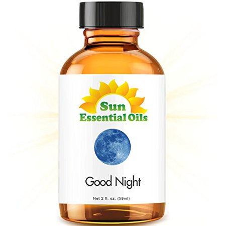 Good Night Blend   2 Fl Oz Best Essential Oil  Compare To Doterra Serenity  Young Living Peace   Calming    2 Ounces  59Ml   Chamomile  Copaiba  Lavender  Sandalwood   More