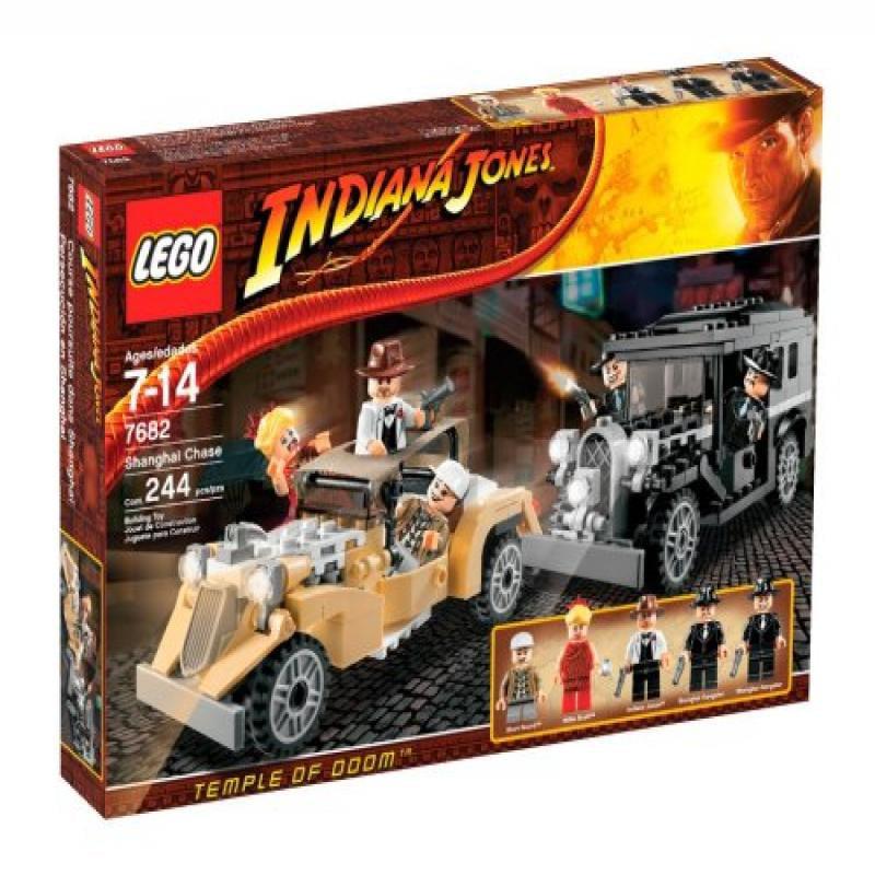 Lego Indiana Shanghai Chase 7682 New in sealed box.