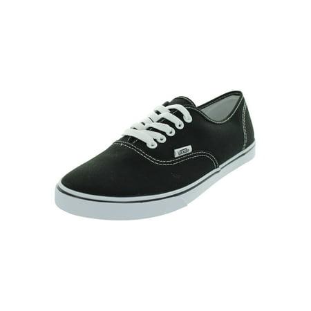 vans authentic lo pro skate shoes