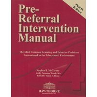 Pre-Referral Intervention Manual (Other)
