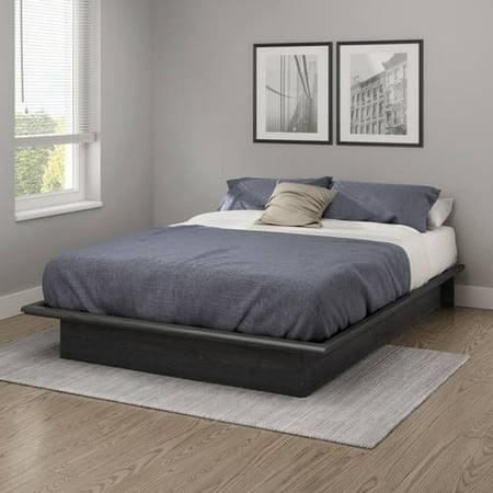 Oak Platform Bed (South Shore Basics 54