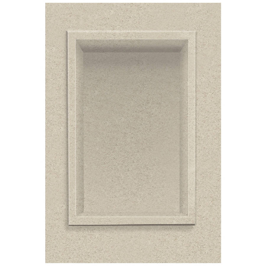 "Transolid Decor 7-1/2"" x 11"" Recessed Shampoo Caddy, Available in Various Colors"