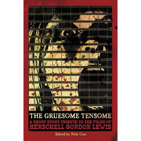 The Gruesome Tensome (Paperback) - Nicholas Gordon Halloween