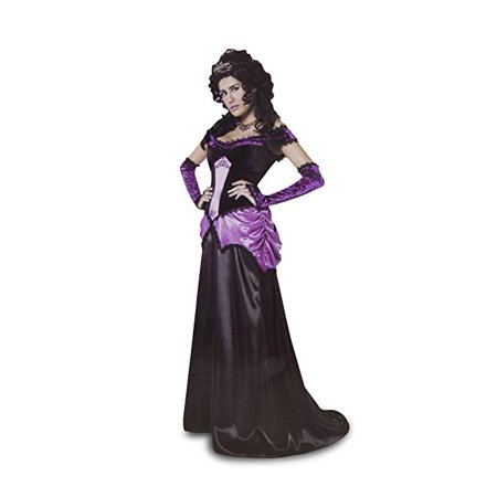Customs For Women (O3 Halloween Costume For Women Ladies Dress In Purple With)