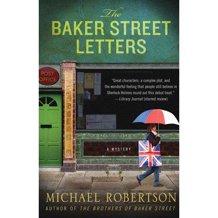 The Baker Street Letters : A Mystery (A Long Love Letter Margaret Ruth Baker)