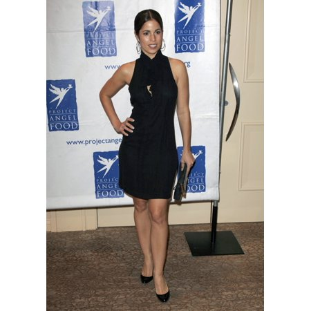 Ana Ortiz At Arrivals For Divine Design Gala Awards Dinner To Benefit Project Angel Food Beverly Hilton Hotel Los Angeles Ca November 29 2007 Photo By Adam OrchonEverett Collection Celebrity