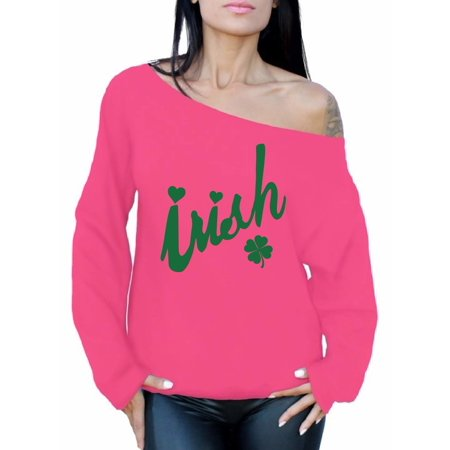 f10d2902b Awkward Styles - Awkward Styles Women's Irish Clover Green Shamrock ...