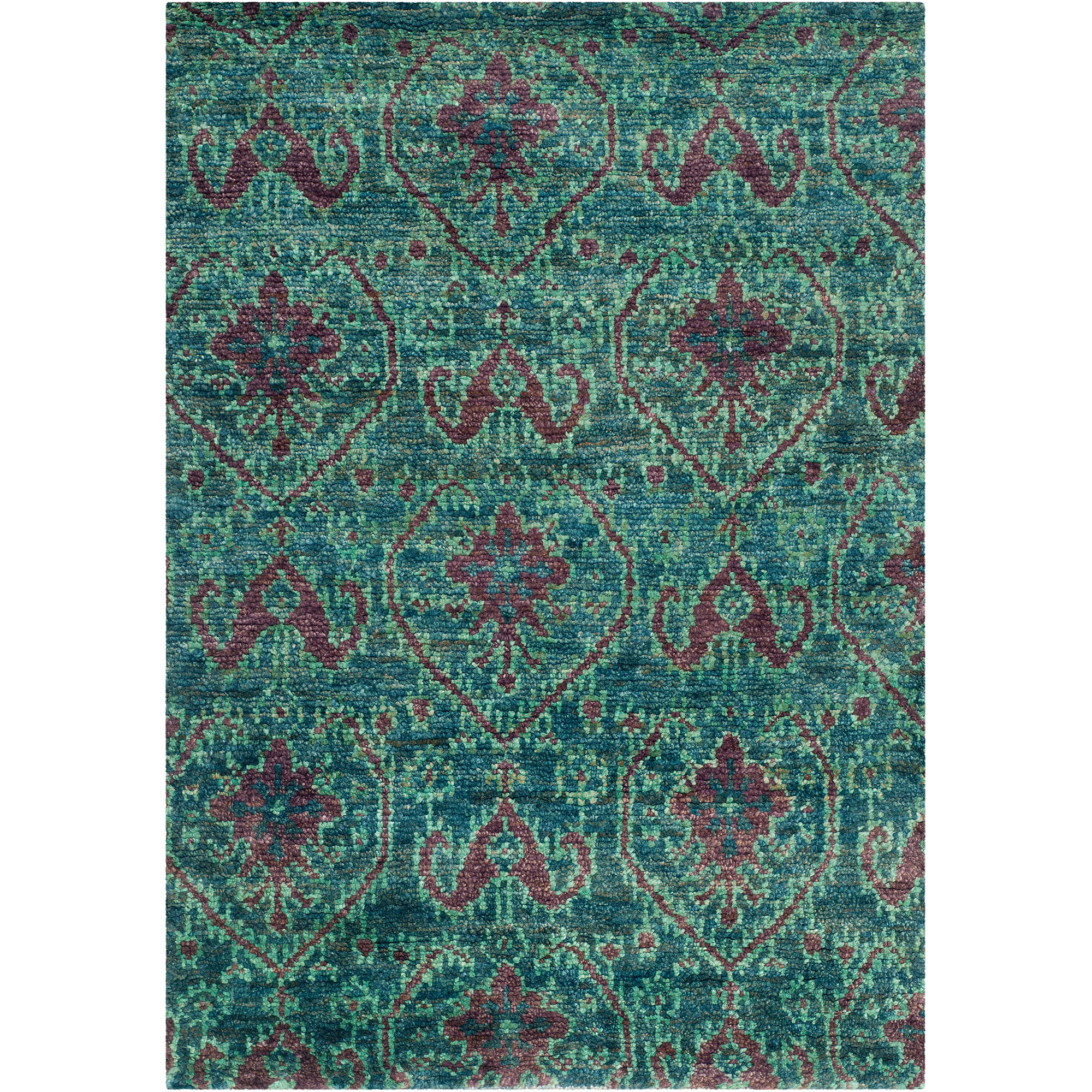 Safavieh Thom Filicia Nellie Hand Knotted Area Rug, Blue Mist