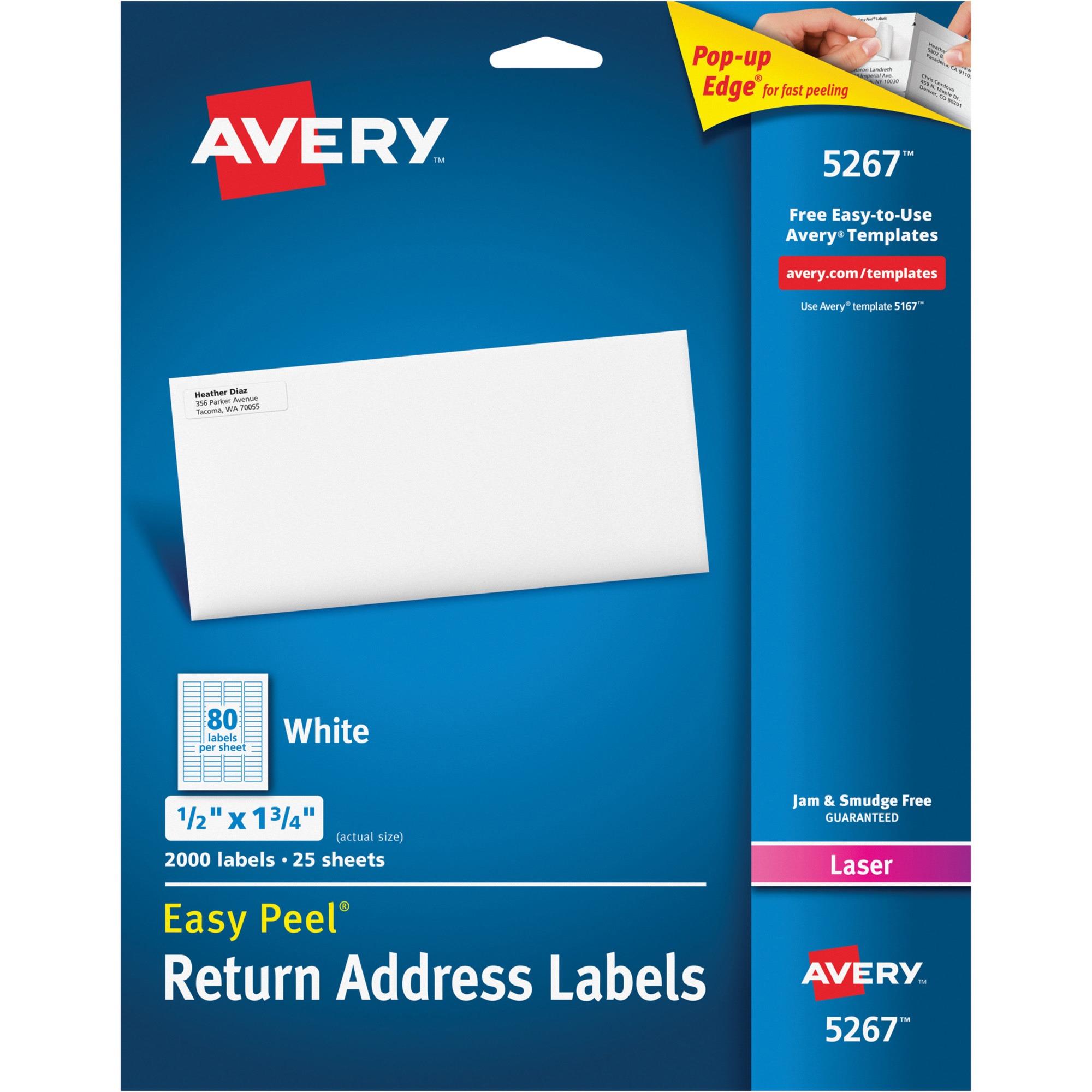 avery templates 5267 download - Roho.4senses.co