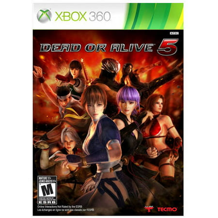 Image of Dead or Alive 5 (Xbox 360) - Pre-Owned