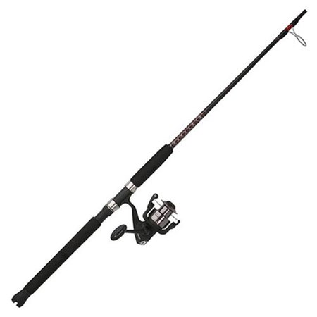 Shakespeare 1397932 7 ft. Ugly Stik Bigwater Spinning Combo with Stainless Steel, 2 Piece - image 1 of 1